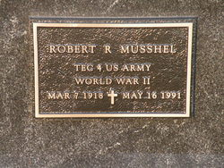 Robert Raymond Musshel