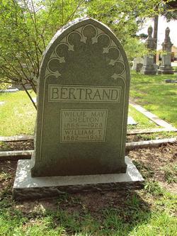 Willie May <i>Shelton</i> Bertrand