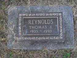 Thomas J Reynolds