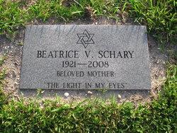 Beatrice V Schary
