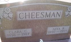 Clara Belle <i>Rhyne</i> Cheesman