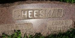 Cora Ellen <i>Reed</i> Cheesman