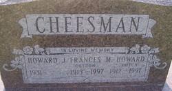 Frances <i>Jamison</i> Cheesman