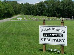 Saint Marys Byzantine Cemetery