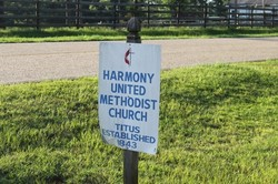 Harmony United Methodist Church Cemetery