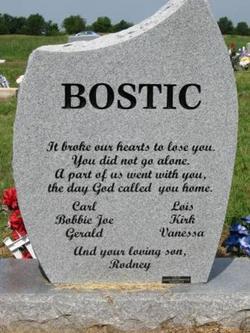 Opaline F. Bostic