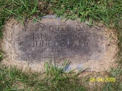 Harry Giles David