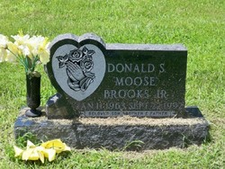 Donald S Moose Brooks, Jr