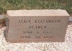 Alice Elizabeth <i>Brown</i> Searcy