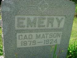 Cad Matson Emery