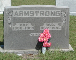 Maggie May <i>Wagnon</i> Armstrong