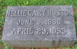 Nellie <i>Cary</i> Huston