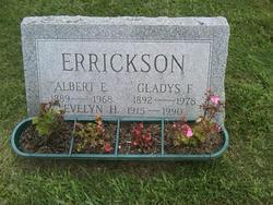 Albert Eugene Errickson
