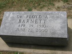 Dr Floyd Aaron F. A. Barnett
