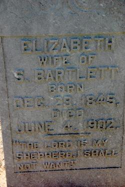 Elizabeth <i>Mayberry</i> Bartlett