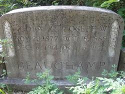 Joseph Walker Beauchamp