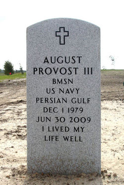 August Provost