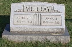 Arthur H Murray
