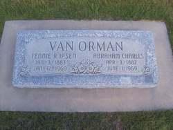 Abraham Charles Van Orman