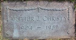 Arthur Jewell Christy