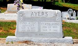 Emma Louise <i>Ayers</i> Bennett