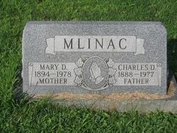 Charles D Mlinac