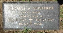 Charles Allan Gerhardt
