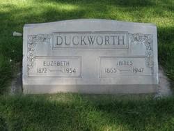 Elizabeth <i>Hanson</i> Duckworth