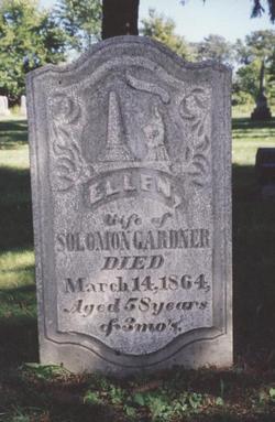 Ellen <i>Rogers</i> Gardner