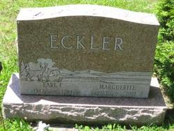 Earl F Eckler