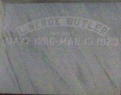 L Nerge Butler