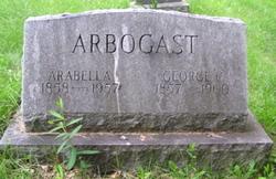 Arabella Rebecca <i>Christian</i> Arbogast