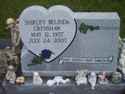 Shirley Belinda Crenshaw
