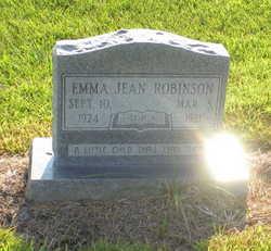 Emma Jean Robinson