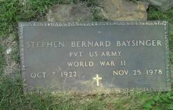 Stephen Bernard Baysinger
