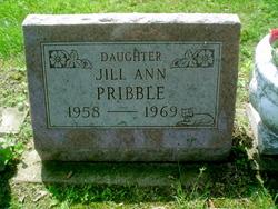 Jill Ann Pribble