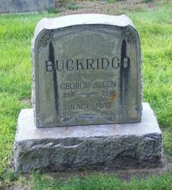 Grace May <i>Taylor</i> Buckridge