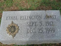 Ethel <i>Ellington</i> Awalt