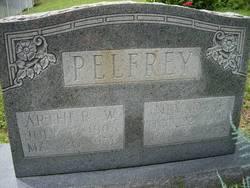 Arthur W Pelfrey