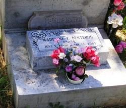 Madeline F. <i>Clark</i> Benterou