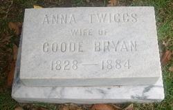 Anna Elizabeth <i>Twiggs</i> Bryan