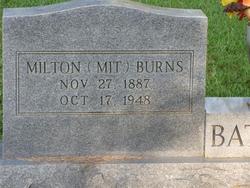 Milton Burns Mit Bateman