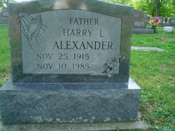 Harry L. Alexander