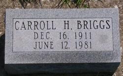 Carroll H. Briggs