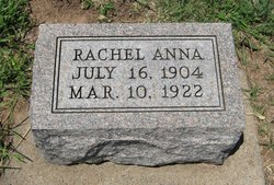 Rachel Anna Billman