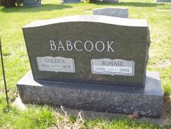 Alfred Golden Goldie Babcook
