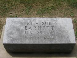Rita Sue Barnett