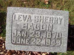 Leva Inez <i>Sherry</i> Bacon