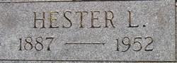 Hester Lowduski <i>Chance</i> Breshears