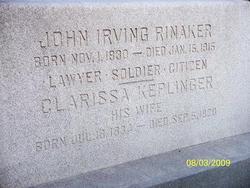 John Irving Rinaker